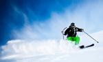 Breckenridge Colorado skier