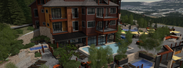 Grand Colorado on Peak 8 luxury slopeside condos