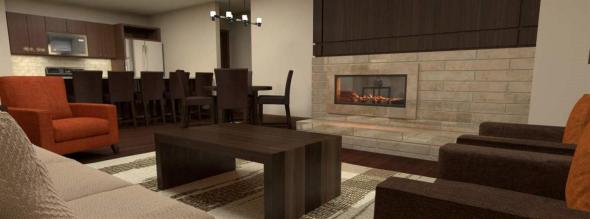 Grand Colorado luxury suite