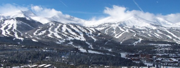 Breckenridge Mountain
