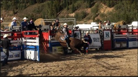 Breck rodeo