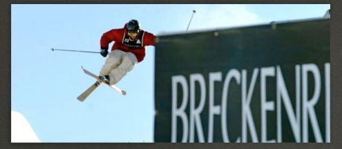 breck skier