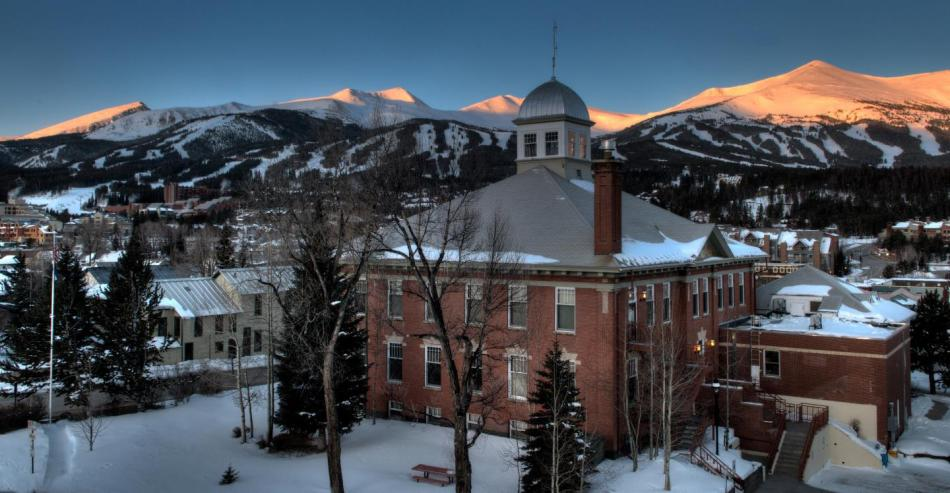 breckview from town