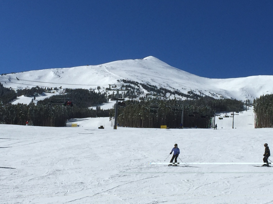 Breckenridge Snow