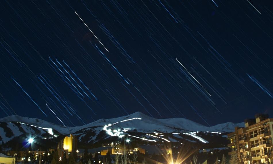 Breckenridge Star Trails